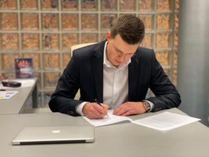 Filip Jimramovský odchází z pozice generálního manažera po téměř třech letech.